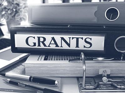 Grants binder